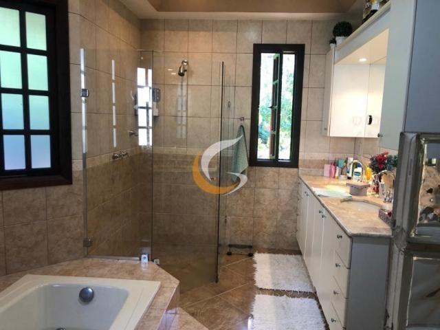 Casa com 4 dormitórios à venda, 500 m² por R$ 1.580.000 - Quarteirão Brasileiro - Petrópol - Foto 13