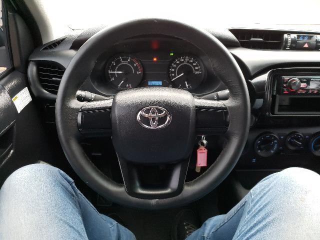 Toyota Hilux STD 2.8TDi 4x4 - Foto 16