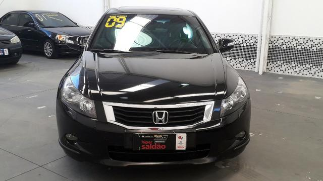 Honda Accord 3.5 Ex V6 automático completo - Foto 2