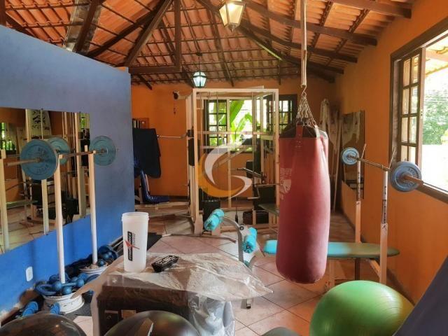 Casa com 4 dormitórios à venda, 500 m² por R$ 1.580.000 - Quarteirão Brasileiro - Petrópol - Foto 19