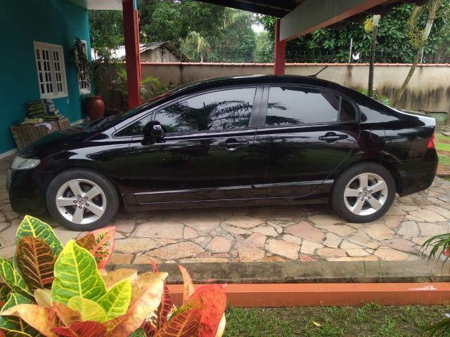 """"""" Lindo Honda Civic Lxs 1.8 Automático Flex 2009/2010 completo.''"""