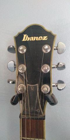 Guitarra Ibanez + capa - Foto 2