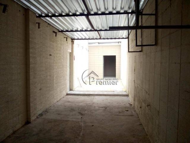 Galpão para alugar, 700 m² por R$ 7.500/mês - Recreio Campestre Jóia - Indaiatuba/SP - Foto 10