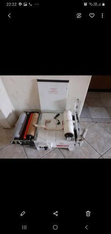 Maquina para fazer fraldas descartáveis