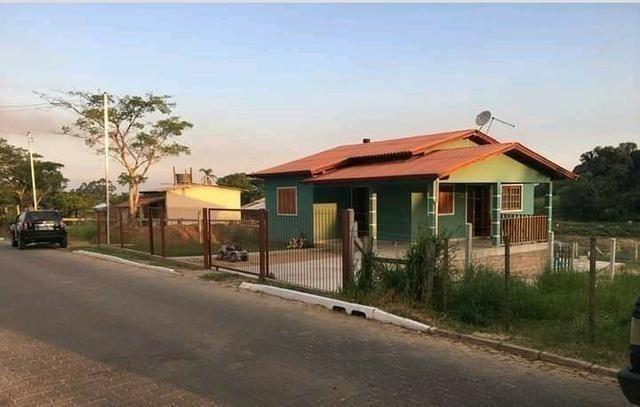 Velleda oferece casa nova, 300 metros RS040, estuda troca - Foto 2