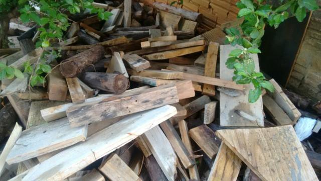 Sobra de madeira