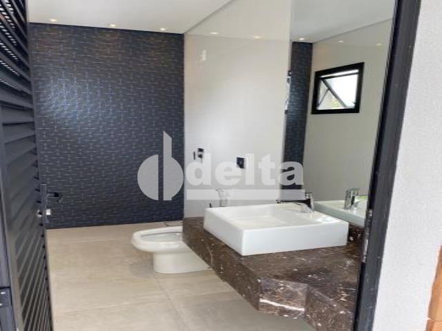Casa de condomínio à venda com 3 dormitórios em Gávea, Uberlândia cod:33984 - Foto 5