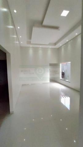 8127 | Casa à venda com 3 quartos em Jardim Cristhais, Dourados - Foto 3
