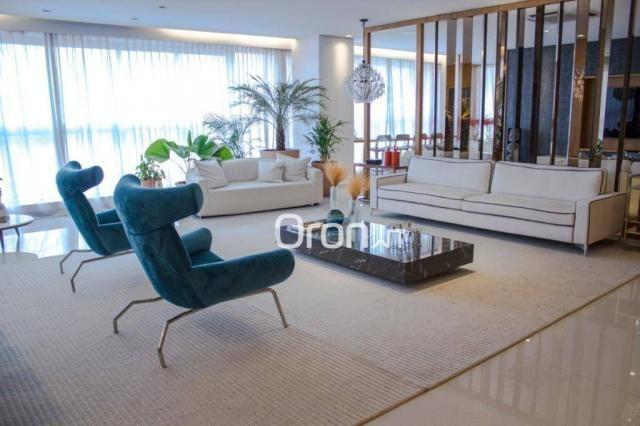 Apartamento com 5 dormitórios à venda, 488 m² por R$ 3.300.000,00 - Setor Nova Suiça - Goi - Foto 10