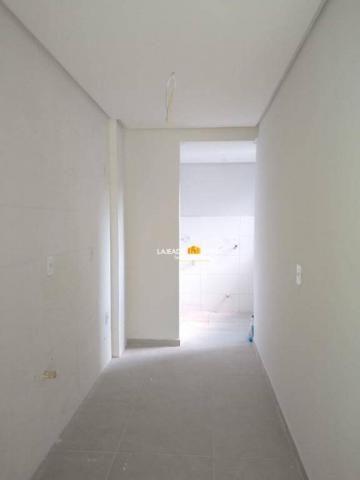 Apartamento com 2 dormitórios para alugar, 62 m² por R$ 805/mês - São Cristóvão - Lajeado/ - Foto 3