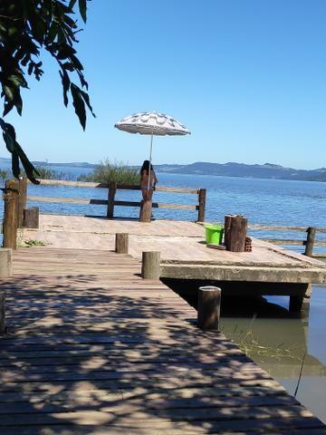 Aluguel sítio beira da lagoa Osório Carnaval