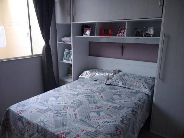 Apartamento Garden com 3 dormitórios à venda, 80 m² por R$ 234.000,00 - Bairu - Juiz de Fo - Foto 19