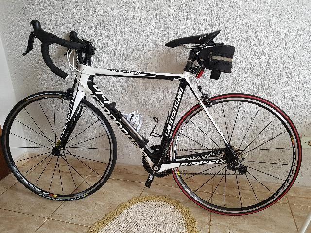 Bike Speed Cannondale Super Six