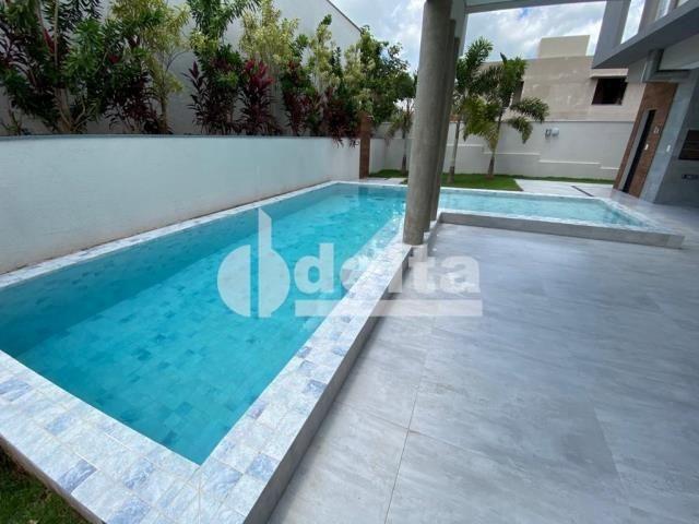 Casa de condomínio à venda com 3 dormitórios em Gávea, Uberlândia cod:33984 - Foto 19