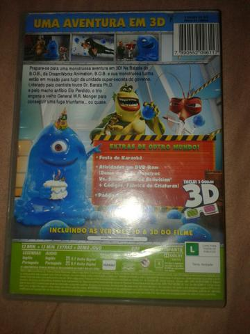 DVD a balada do Bob 3d - Foto 4