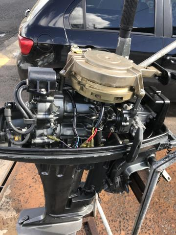 Motor Suzuki 15 hp - Foto 6