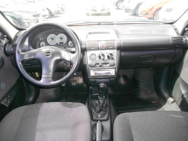 Chevrolet classic life 2007/2008 com vidros travas e alarme som lacrado - Foto 9