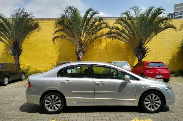 Honda Civic LXL 1.8 Flex Manual - Foto 7