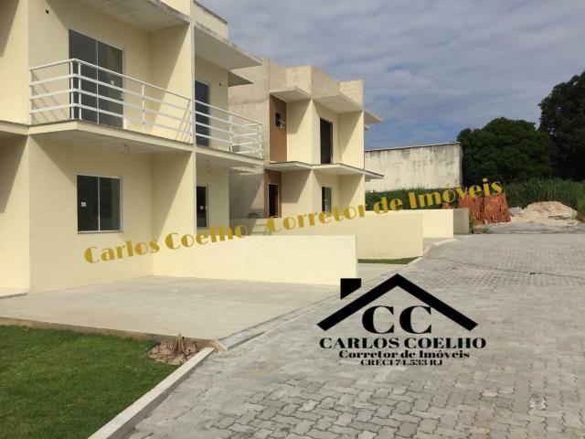 EMR 57 Casa no Bairro Parque Hotel - Local nobre de Araruama!!! - Foto 3