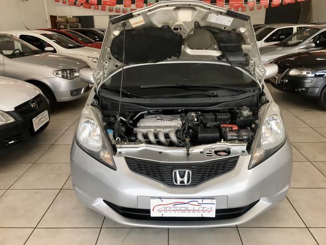 Honda fit 1.4 lxl automatico 2010 completo - Foto 9