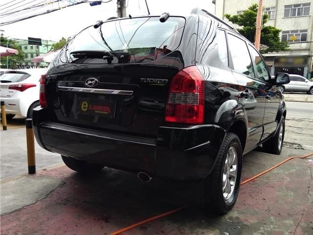 Hyundai Tucson 2.0 mpfi gls 16v 143cv 2wd gasolina 4p automático - Foto 10