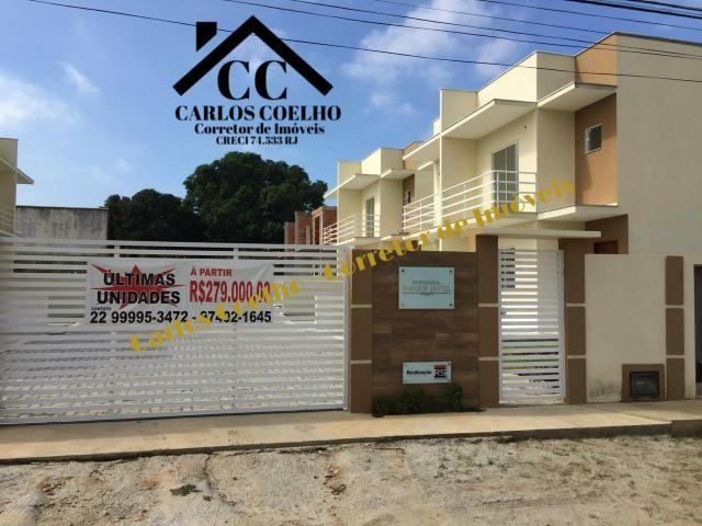 EMR 57 Casa no Bairro Parque Hotel - Local nobre de Araruama!!! - Foto 5