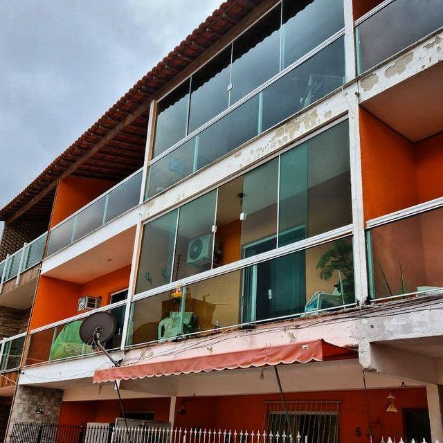 Imobiliária Nova Aliança!!! Vende Triplex na Rua 12 de Outubro em Muriqui  - Foto 2