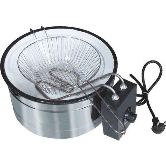 Fritadeira elétrica 3,5 L com Termostato Nova c/ Garantia