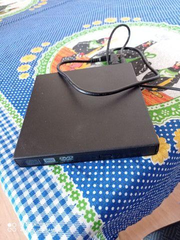 Vendo Cdj 200 Pioneer mais gravador de cd externo - Foto 3