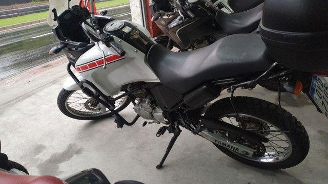 Tenere 250cc 2014/troco por moto menor valor/em até 48x no carnê/36x no cartão de crédito