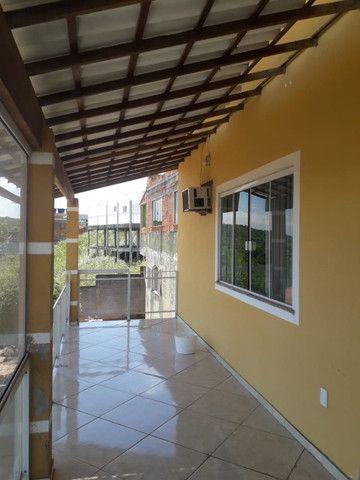 Ampla casa nova e totalmente independente com deslumbrante vista da Lagoa - Foto 8