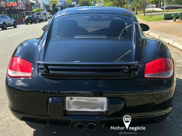 Porsche Cayman 2.7/2.9 265cv 2P Aut. Preta - Foto 8