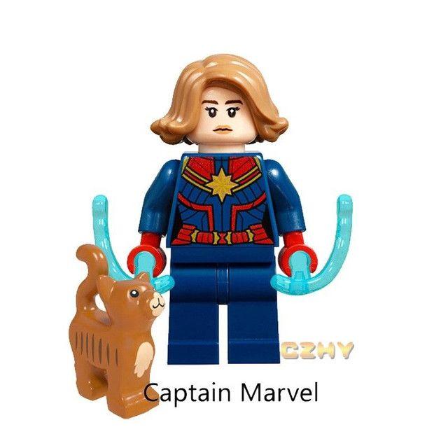 Marvel Lego Miniaturas Super Heroes - Foto 5