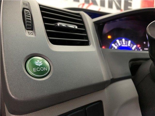 Honda Civic 2014 2.0 lxr 16v flex 4p automático - Foto 18