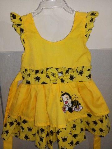 Vendo : Lote de 5  vestidos infantil - Foto 2
