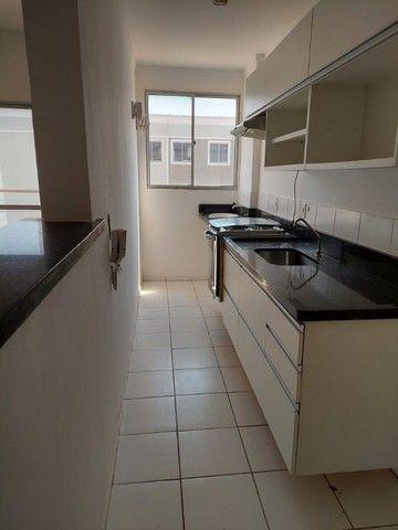Apartamento 3 Quartos c/ Varanda - Res. Chapada Imperial