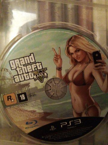 GTA 5 jogo ps3