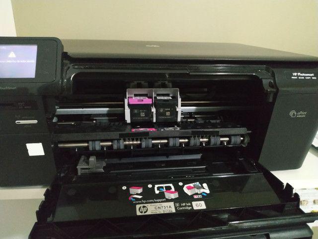 Impressora HP Photosmart multifuncional - Foto 6