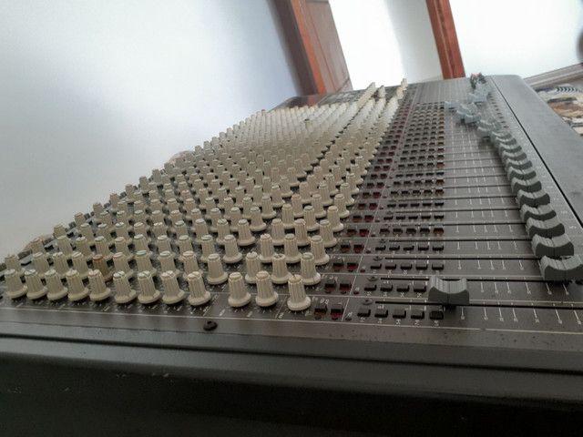 Excelente mesa de som tascam usada M2524 - Foto 4