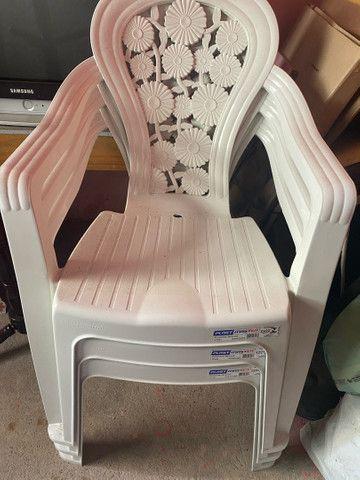 Cadeiras novas  - Foto 3