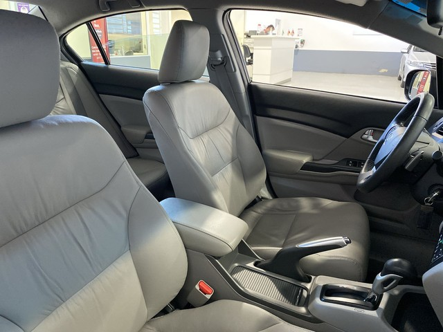 Honda CIVIC Civic Sedan LXR 2.0 Flexone 16V Aut. 4p - Foto 9
