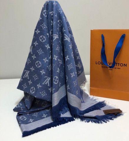 Echarpe Louis Vuitton (Produto Novo) - Foto 4