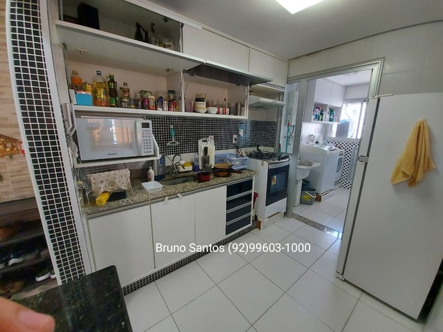 Key Biscayne Morada do Sol, Adrianópolis,  98m², Três dormitórios.  - Foto 3