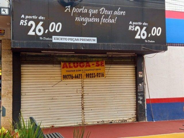 Salão Comercial no calçadão de São Carlos - SP