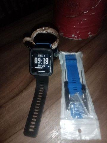 Vendo Relógio Garmin 35 - Foto 2