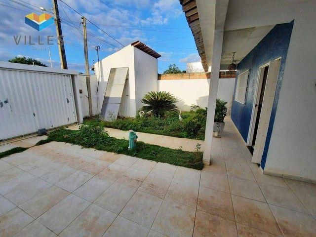 Casa com 3 dormitórios à venda, 150 m² por R$ 210.000 - Verdes Campos - Arapiraca/AL - Foto 3