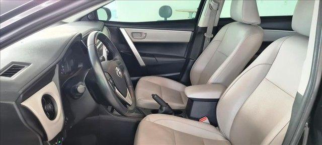 Toyota Corolla 1.8 gli upper 16v flex 4p automático - Foto 7