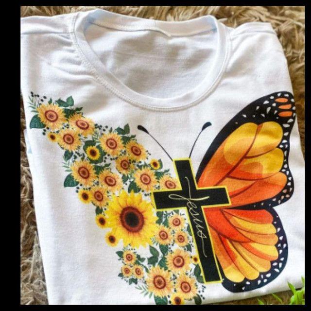 Camiseta feminina, t_shirts,XGG  - Foto 2