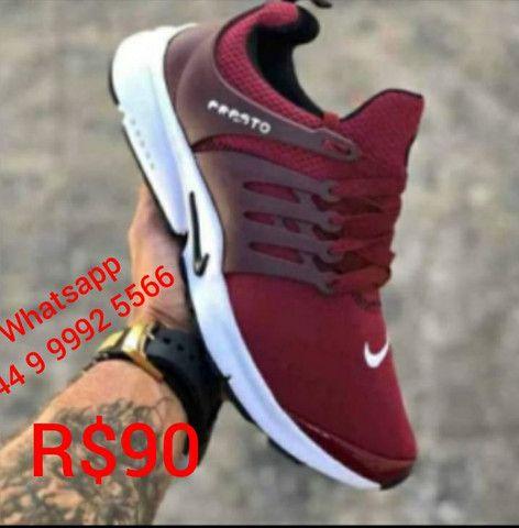 Tênis Nike Presto (Entrega em Campo Mourão é Grátis))) - Foto 2