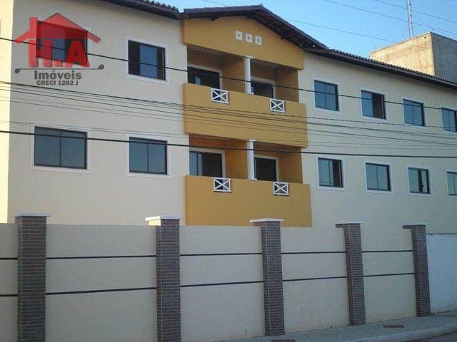 Apartamento com 3 dormitórios à venda, 63 m² por R$ 220.000 - Mondubim - Fortaleza/CE